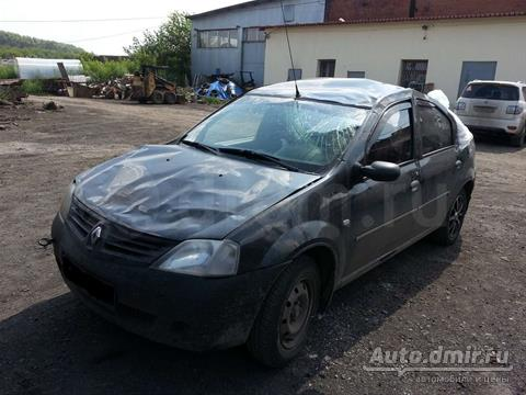 купить renault logan рено логан 2007 г.в. в кемерово по цене 150000 руб. autodmir.ru автомобили и цены