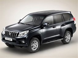 Toyota - Land Cruiser Prado (J150) - 2.7 i (163 Hp ...